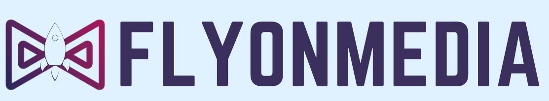 Flyonmedia logo